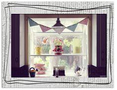 My kitchen garden window