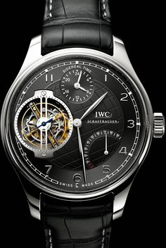 The Portugieser is one of the oldest and best-known watches from IWC. Discover the iconic design of IWC's Portugieser watches and find your timepiece here. Dream Watches, Luxury Watches, Cool Watches, Watches For Men, Watch Companies, Watch Brands, International Watch Company, Iwc Watches, Patek Philippe
