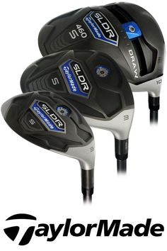 Taylor Made SLDR-S drivers, fairway woods and hybrids #TaylorMade #SLDR #SLDRs | Rock Bottom Golf #rockbottomgolf