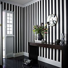 Glitterati Black / White