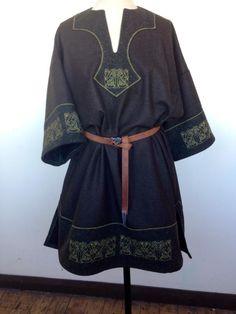 Viking / Celtic tunic from https://www.etsy.com/shop/CustomCostumeCompany?ref=l2-shopheader-name