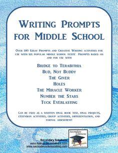Persuasive essay topics for middle school