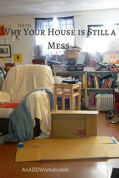As women with ADHD, we struggle to keep a clean home that's neat and organized. To this day, many years after meeting my neighbor Wendy, I am still amazed at what she did one day shortly after we met. Wendy lives across the street from me and I can see the lights in her living …