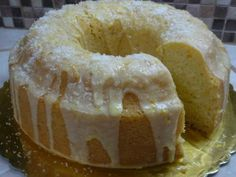 Fluffy eggless, milkless and butter less cake Greek Sweets, Greek Desserts, Vegan Desserts, Delicious Desserts, Greek Recipes, Easy Sweets, Sweets Recipes, Easter Recipes, Cooking Cake