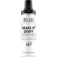 Milani Make it Last / Dewy Prime + Correct + Set Spray Variety 16 Hour Wear   eBay Milani Cosmetics, Color Sensational, Makeup Deals, Lip Stain, Eye Palette, Setting Spray, Travel Size Products, Makeup Yourself, Face Makeup