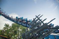 Área será o local onde ficará a mais nova montanha-russa do parque, a Mako, que abre para o público em 10 de junho Orlando, FL (11 de maio) - A Mako, montanha-russa mais alta, rápida e longa de Orlando, que será inaugurada em 10...