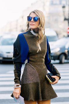 Anna Dello Russo, before Stella McCartney, Paris, October (image: vanessajackman) The Sartorialist, Fashion Week Paris, Street Fashion, Anna Dello Russo, Vogue Japan, Love Fashion, Fashion Looks, Fashion Design, Fashion Details