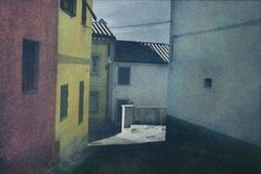 de Bernard Plossu, Voyages Italiens, Île de Capraia, 2014