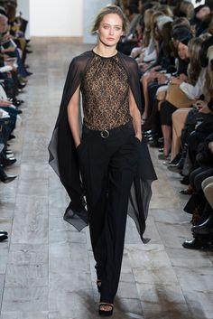 Michael Kors Collection Fall 2014 Ready-to-Wear Fashion Show - Karmen Pedaru