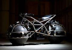 Spherical-Drive-Motorcycle