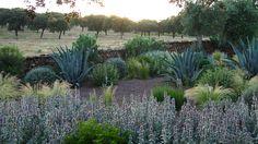 Un jardín a los pies de Monfragüe : Urquijo-Kastner
