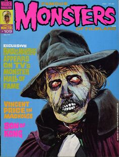 Famous Monsters: Mad House.  Not a poster, but still...