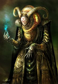 Foto: So this guy should be in your next Shadows of the Demon Lord adventure. What do you think his role should be?
