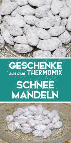 Snow Almond - White Chocolate almonds, made easy in the Thermomix. - A great recipe that is made entirely in the Thermomix. It works really well and they just taste del - Thermomix Desserts, Vegan Appetizers, Pumpkin Spice Cupcakes, Cream Recipes, Eat Cake, Make It Simple, Food To Make, Almond, Tapas
