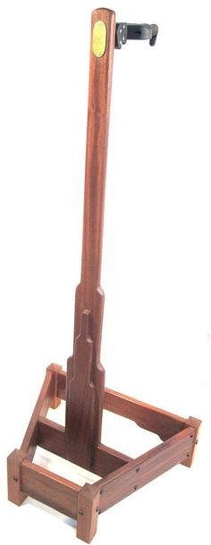 Reed's Woodshop Wood Guitar Stands | The Original