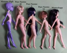 monster high doll blythe doll comparison - Yahoo Image Search Results