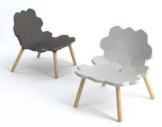 Cadeiras: 90 fotos do mundo todo - Roberto Paoli criou a Tarta inspirado nos cascos de tartaruga - daí o nome. Seu assento é feito de poliuretano rígido e as pernas de madeira. Fabricante: Slide. A linha Tarta tem ainda uma mesinha lateral.