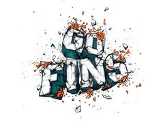 GO FINS by ~CHIN2OFF on deviantART