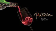 Bodegas Poseidon Red Wine, Alcoholic Drinks, Glass, Under The Sea, Wine Cellars, Alcoholic Beverages, Drinkware, Liquor, Glas