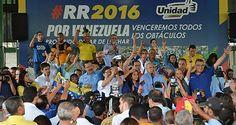 Todos los venezolanos saben lo que está en juego, y lo mas importante es que el mundo está al tanto. por eso están dispuestos y listos porque el régimen de