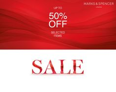 Shopping just became an even more #fun experience. Now, get up to 50 % off on selected items at Marks & Spencer, only at #LuLuMall!