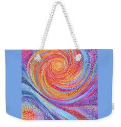 "Solemenations Weekender Tote Bag (24"" x 16"") by Expressionistartstudio Priscilla-Batzell.  The tote bag is machine washable and includes cotton rope handle for easy carrying on your shoulder.  All totes are available for worldwide shipping and include a money-back guarantee."