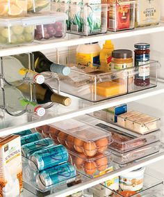 Tip | Fridge and Freezer Organization | The Container Store
