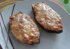 Berenjenas rellenas de atún - Tupperware Salamanca Tupperware, Tortilla Maker, Recipe Images, Relleno, Cheese, Recipes, Food, Cooking Recipes, Meals