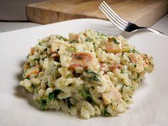 Risoto de Quinoa Leve e Saudavel  → http://www.segredodefinicaomuscular.com/risoto-de-quinoa-leve-e-saudavel  #Quinoa