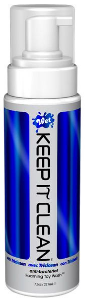 Wet Keep It Clean Foaming Toy Wash at Bed Time Toys, Sex Toys Canada, Free Discreet Shipping, Online Sex Toy Store with affordable prices for Sex Toys Renewable Sources, Cleaning Toys, Selling On Pinterest, Body Lotions, Alcohol Free, Toy Store, Keep It Cleaner, Water Bottle