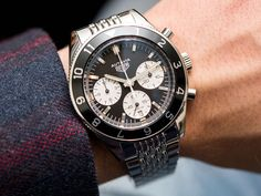 "Every year after BaselWorld we have a discussion with the team on the topic: ""Top 10 Watches Of Baselworld 2017."" Read about our top picks and opinion on the whole show in our latest article...  http://www.ablogtowatch.com/top-10-watches-baselworld-2017/"