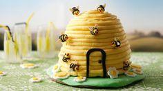 BBC Food - Recipes - Hive cake