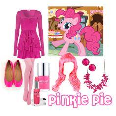 pony-pinkiepie by thelovelyside, via Polyvore
