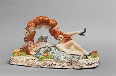 Hiper Kitsch: Figuras de porcelana