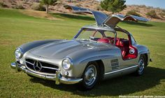 Barrett-Jackson Scottsdale 2013 Preview: Clark Gable's 1955 Mercedes-Benz SL300