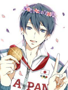 Haru - Free! Iwatobi Swim Club by もへあ on pixiv