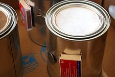 Canned Heat :: How to make an emergency heater tutorial :: Survival Preparedness DIY Disaster Preparedness, Survival Prepping, Survival Skills, Survival Stuff, Survival Items, Doomsday Survival, Doomsday Prepping, Survival Hacks, Homestead Survival