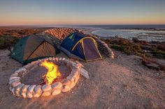 Off the Grid assignment - Kwass se Baai campsite - Getaway Magazine Built In Braai, Camping Spots, Holiday Travel, Beach Holiday, Weekends Away, Natural Scenery, Day Hike, Vacation Places, Africa Travel