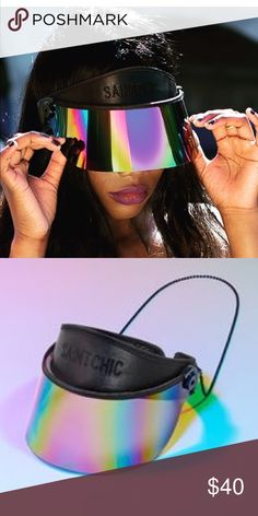 Paparazzi Visor™ 2.0 - UV Sun Visor The most popular item from the brand SAINT CHIC. Our sun visors are. The best in sun protection and style for the whole family. SAINT CHIC Accessories Hats