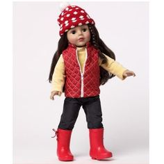 "Madame Alexander Let It Snow 18"" Doll Madame Alexander http://www.amazon.com/dp/B00JRGCUFQ/ref=cm_sw_r_pi_dp_RtPswb1SMJZBD"