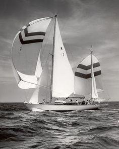 Sparkman & Stephens: Dyna - Design 1177