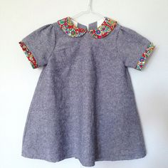 oliver + s puppet show dress/tunic | Flickr - Photo Sharing!