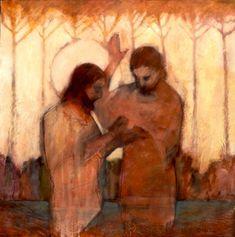 """""""Baptism"""" by J. Kirk Richards"""