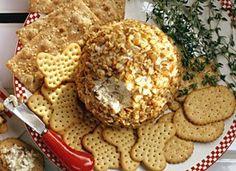 Parmesan Cheese Ball