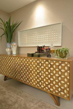 Buffet Colônia   Design Brasileiro Contemporâneo