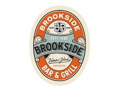 Brookside coaster