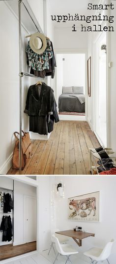 @Jenna Strubhar. Sweedish, modern, cozy, and space saving?!