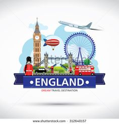 England Stock Vectors & Vector Clip Art   Shutterstock