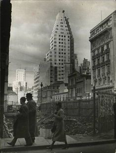 Buenos Aires in the Old Pictures, Old Photos, Days Of Future Past, Historical Pictures, Belle Epoque, Vintage Travel, South America, New York Skyline, Bs As
