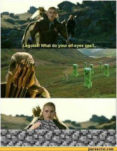 The hobbit minecraft
